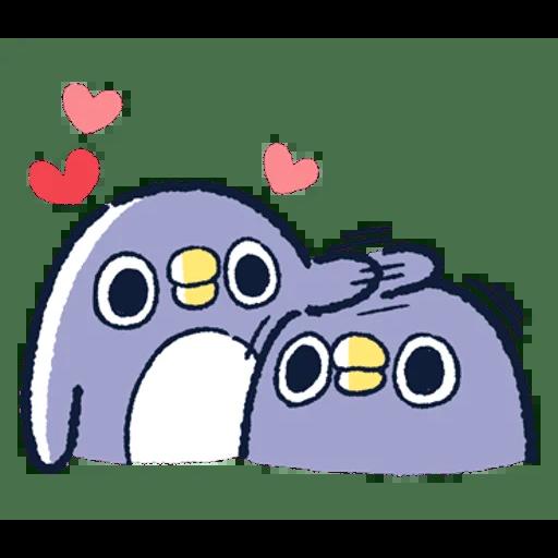 肥企鵝的內心話3 & 4 (2) - Sticker 24