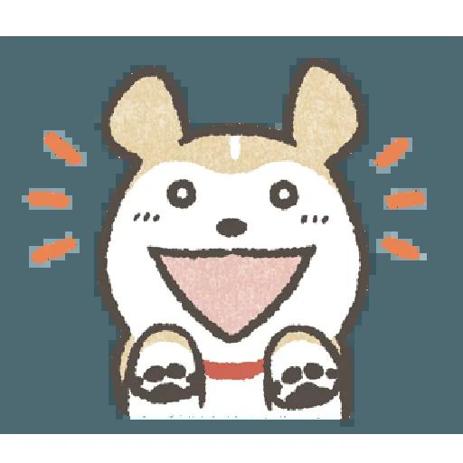 Shibapuppy1 - Sticker 6