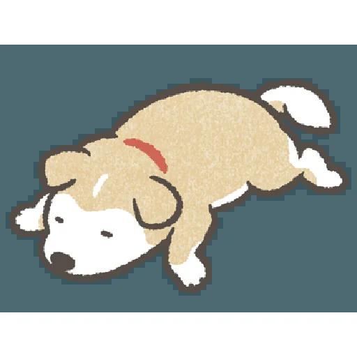 Shibapuppy1 - Sticker 22