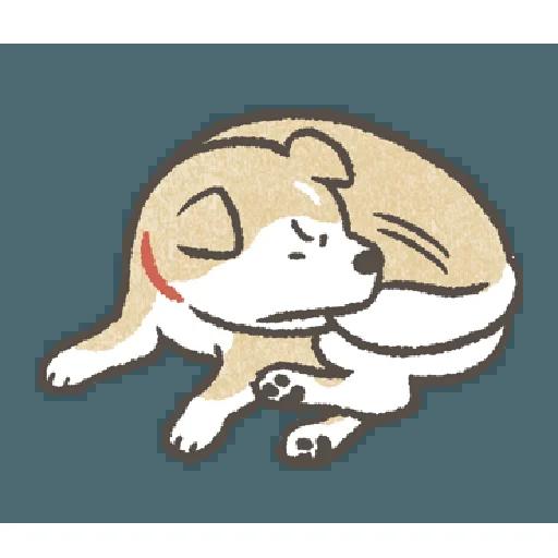 Shibapuppy1 - Sticker 17