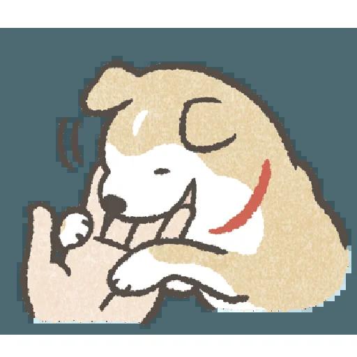 Shibapuppy1 - Sticker 9