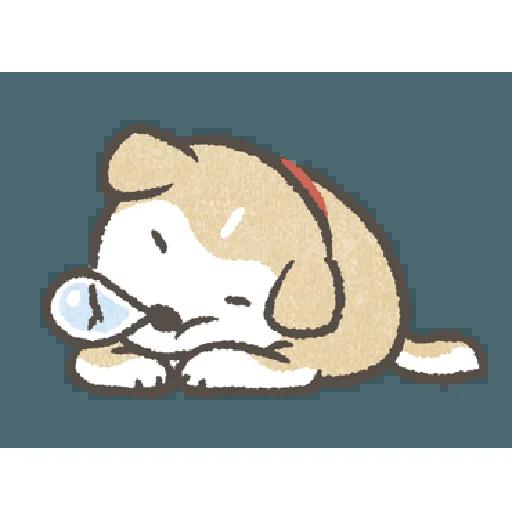Shibapuppy1 - Sticker 12