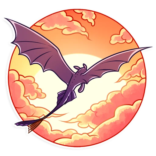My Night Fury - Sticker 10