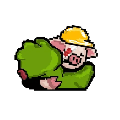 girl lihkg pig - Sticker 5