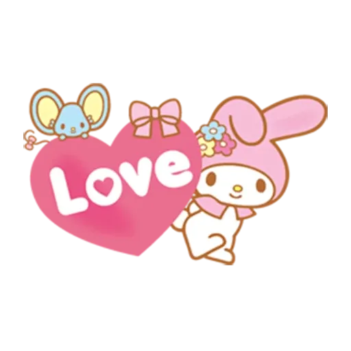 Melody - Sticker 4