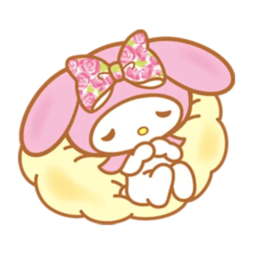 Melody - Sticker 17