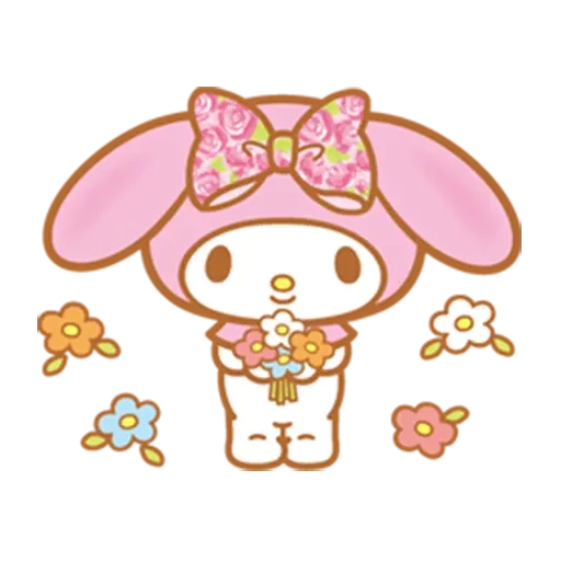 Melody - Sticker 29