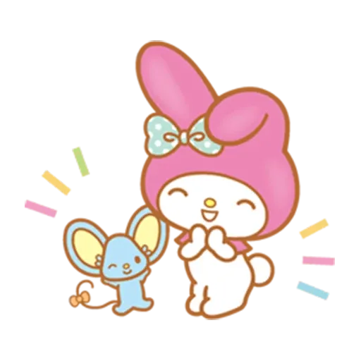 Melody - Sticker 12