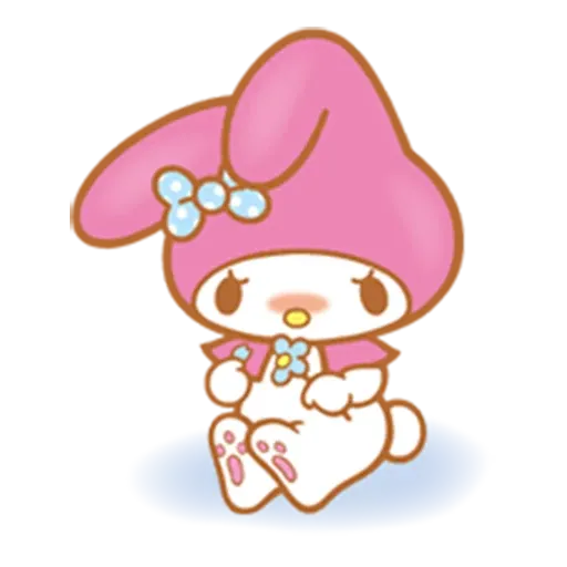 Melody - Sticker 10