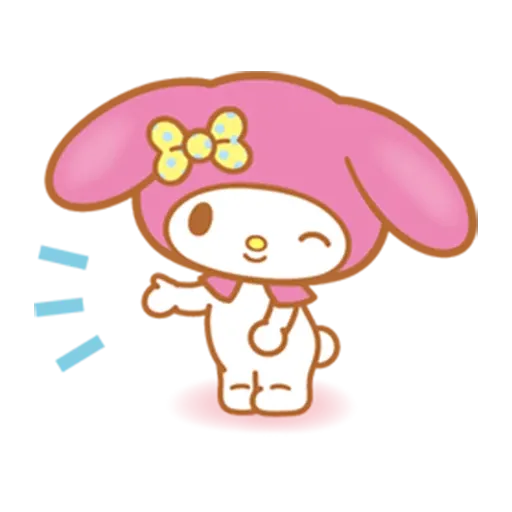 Melody - Sticker 5