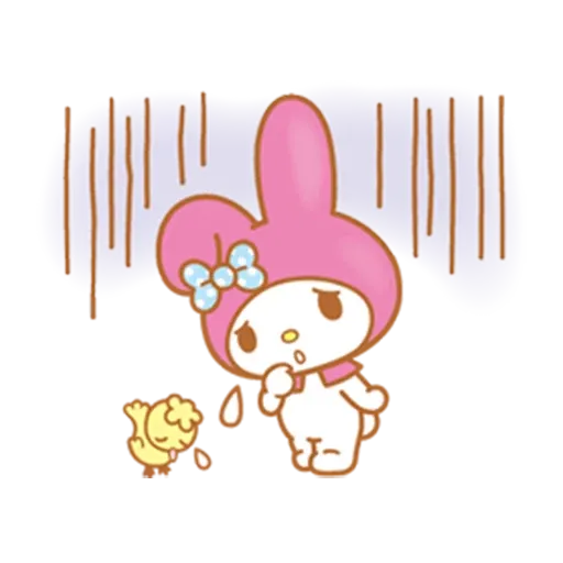 Melody - Sticker 13