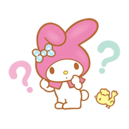 Melody - Sticker 8