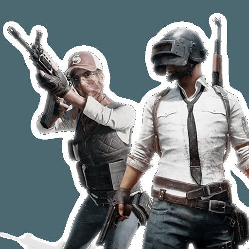 Playerunknown's Battlegrounds - Sticker 18