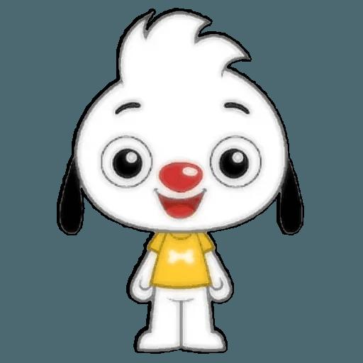 Small dog - Sticker 12