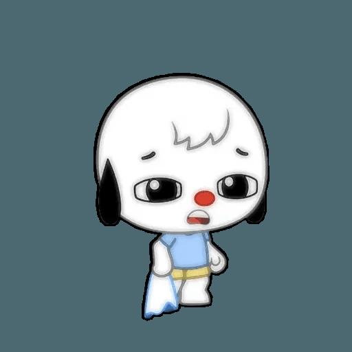 Small dog - Sticker 11
