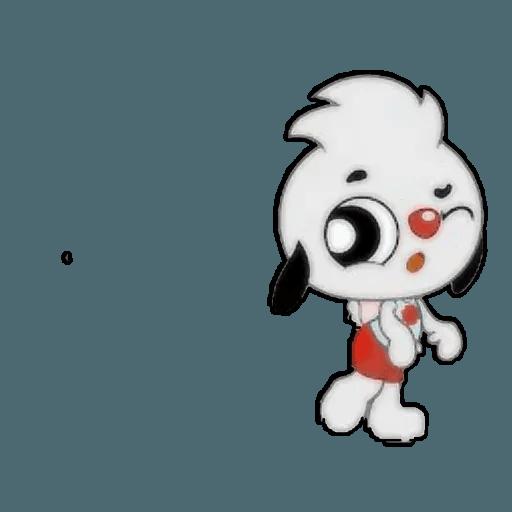Small dog - Sticker 9