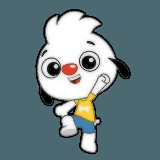 Small dog - Sticker 7