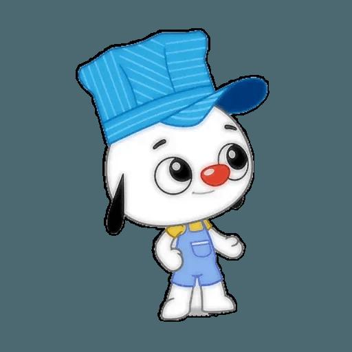 Small dog - Sticker 19