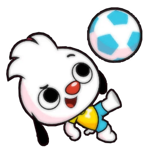 Small dog - Sticker 16