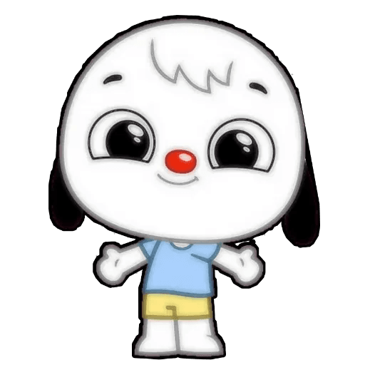 Small dog - Sticker 6