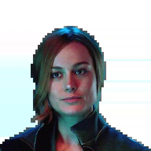 Brie Larson - Sticker 3