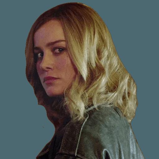 Brie Larson - Sticker 23