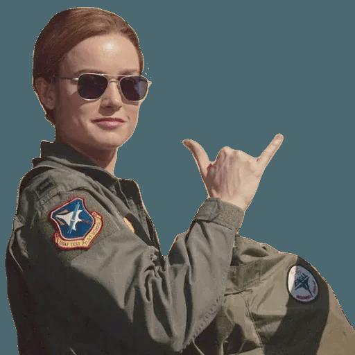 Brie Larson - Sticker 12
