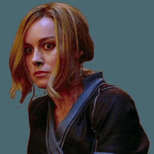 Brie Larson - Sticker 4
