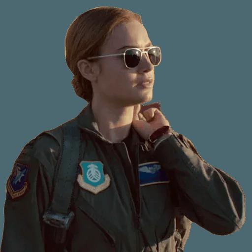 Brie Larson - Sticker 11