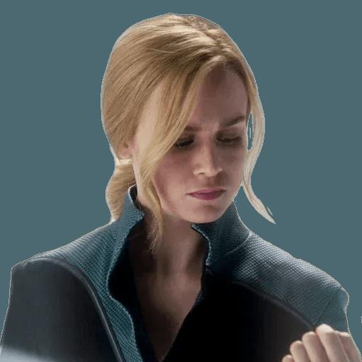 Brie Larson - Sticker 10