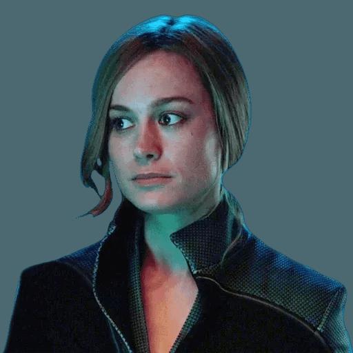 Brie Larson - Sticker 2