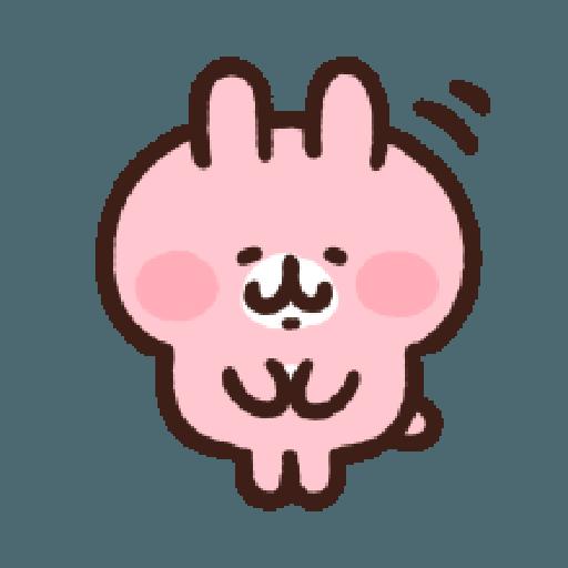 P助兔兔表情貼 4 - Sticker 5