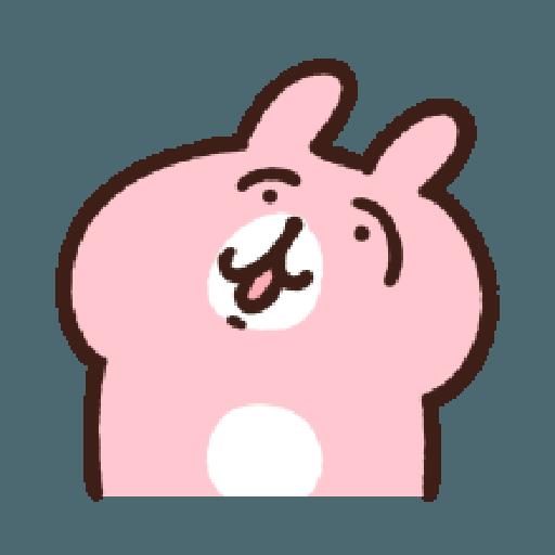 P助兔兔表情貼 4 - Sticker 19
