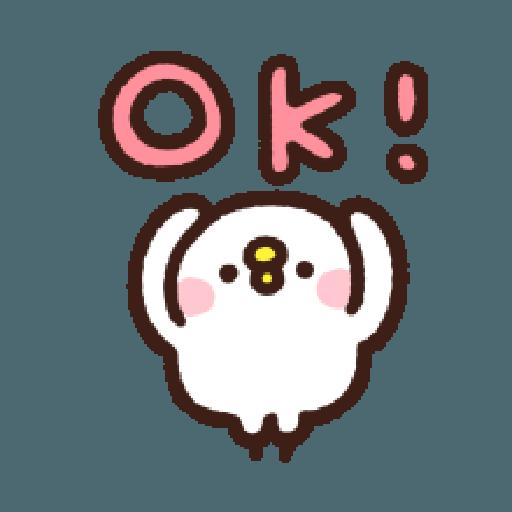 P助兔兔表情貼 4 - Sticker 6