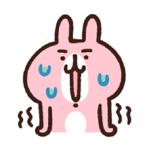 P助兔兔表情貼 4 - Sticker 13