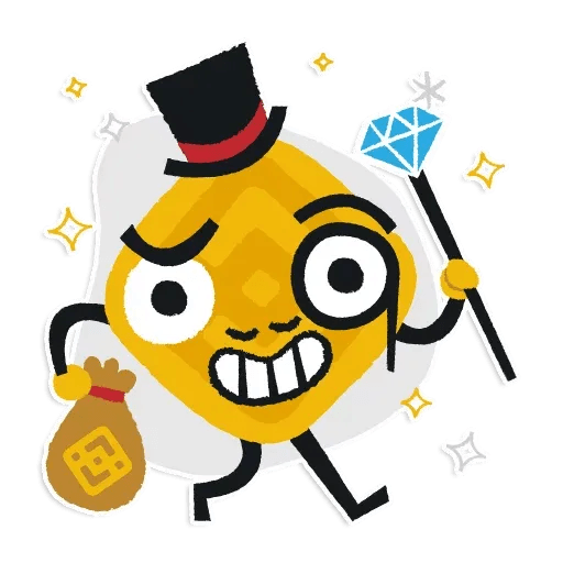Binance - Sticker 3