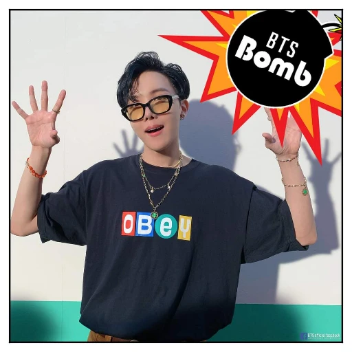 btsmoji - Sticker 17