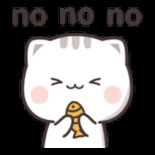 Cutie Cat Chan C1 - Sticker 11