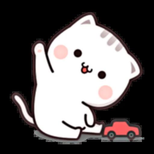 Cutie Cat Chan C1 - Sticker 21