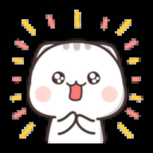 Cutie Cat Chan C1 - Sticker 19