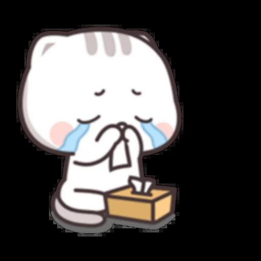Cutie Cat Chan C1 - Sticker 6