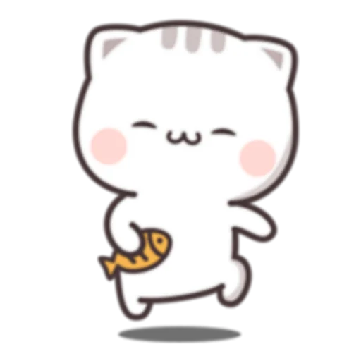 Cutie Cat Chan C1 - Sticker 17