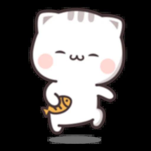 Cutie Cat Chan C1 - Sticker 17
