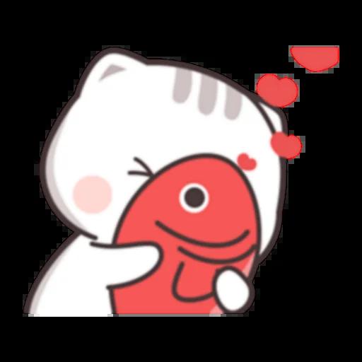 Cutie Cat Chan C1 - Sticker 18