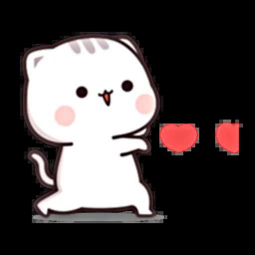 Cutie Cat Chan C1 - Sticker 27