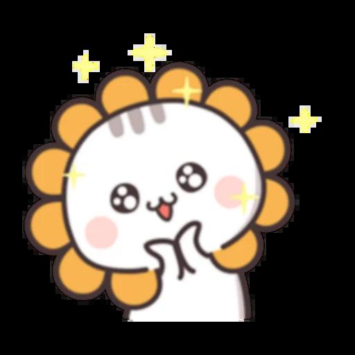 Cutie Cat Chan C1 - Sticker 4
