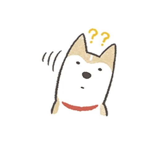 Shiba 1 - Sticker 3