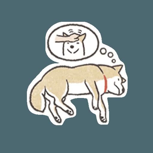 Shiba 1 - Sticker 27