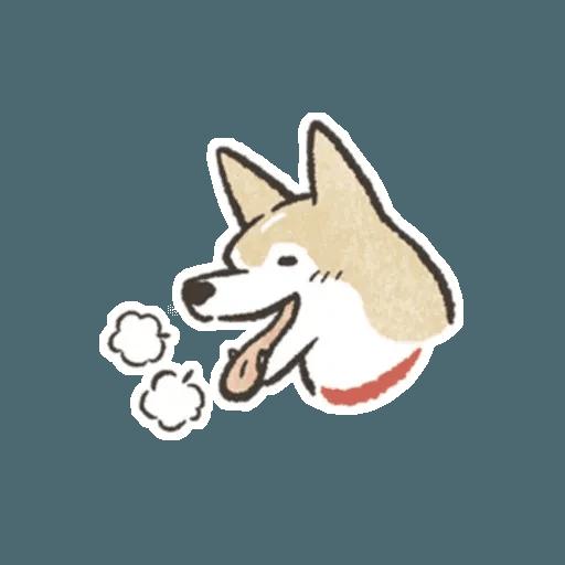 Shiba 1 - Sticker 18
