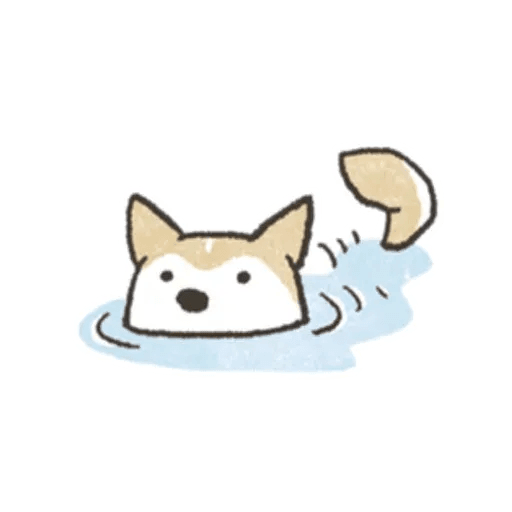 Shiba 1 - Sticker 14